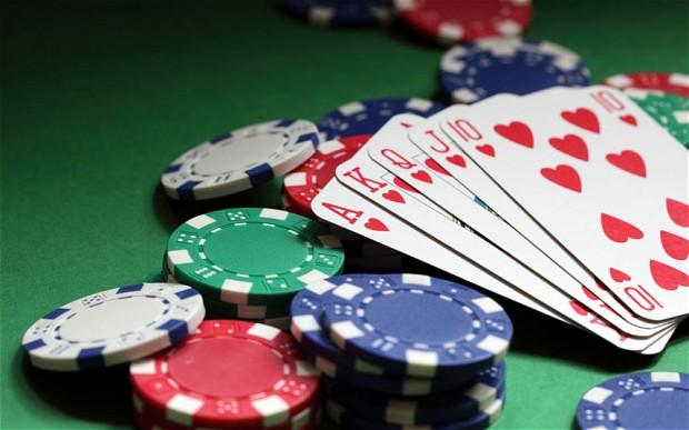 an poker